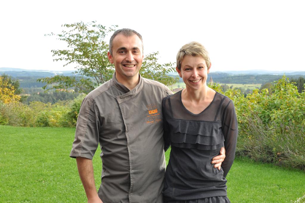 Vincent et Sandrine Marcoux vous présente leur hôtel des feuillantines